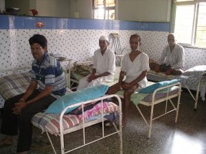 Pazienti Ospedale