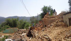 villaggio di gamphe dhada