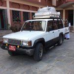 Partenza da Kathmandu