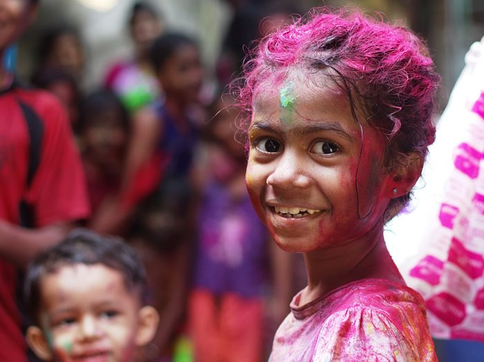 Holi: il festival dei colori