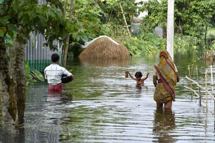 Alluvione in India